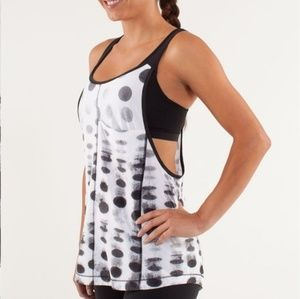 Lululemon 'Run: For Your Money' Tank | White